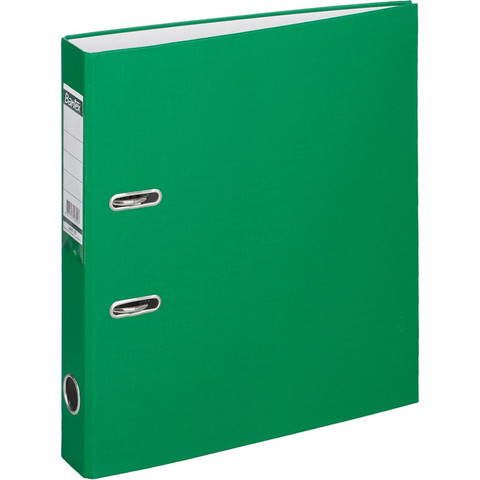 Папка-регистратор Bantex Economy 50 мм зеленая