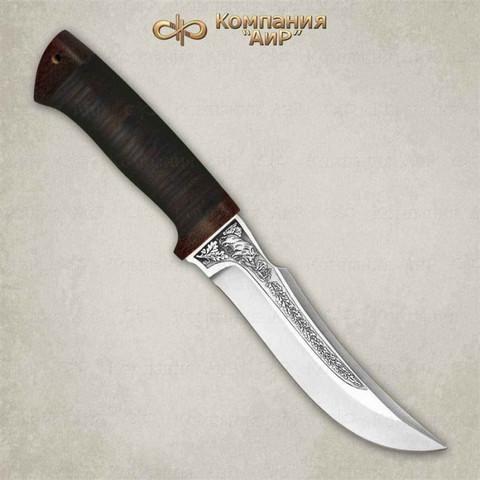 Нож Клык, кожа, 95x18
