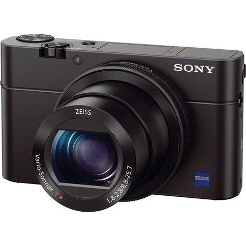 DSC-RX100M3 фотоаппарат Sony Cyber-Shot
