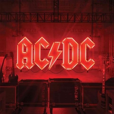 Виниловая пластинка. AC/DC - Power Up