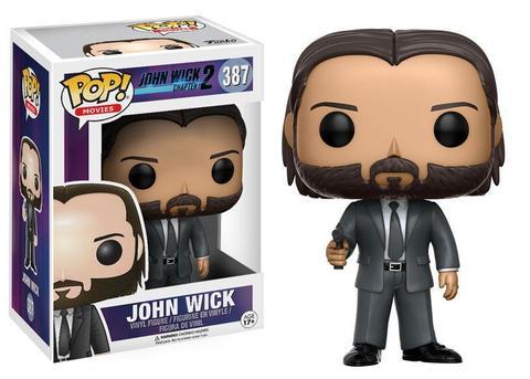 Фигурка Funko POP! Vinyl: John Wick: John Wick 12535