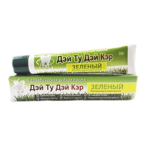 Зубная Паста (Дэй Ту Дэй Кэр)Зеленый 50 г