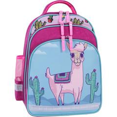 Рюкзак школьный Bagland Mouse 143 малиновый 617 (0051370)