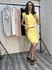 Платье-туника из трикотажа купить