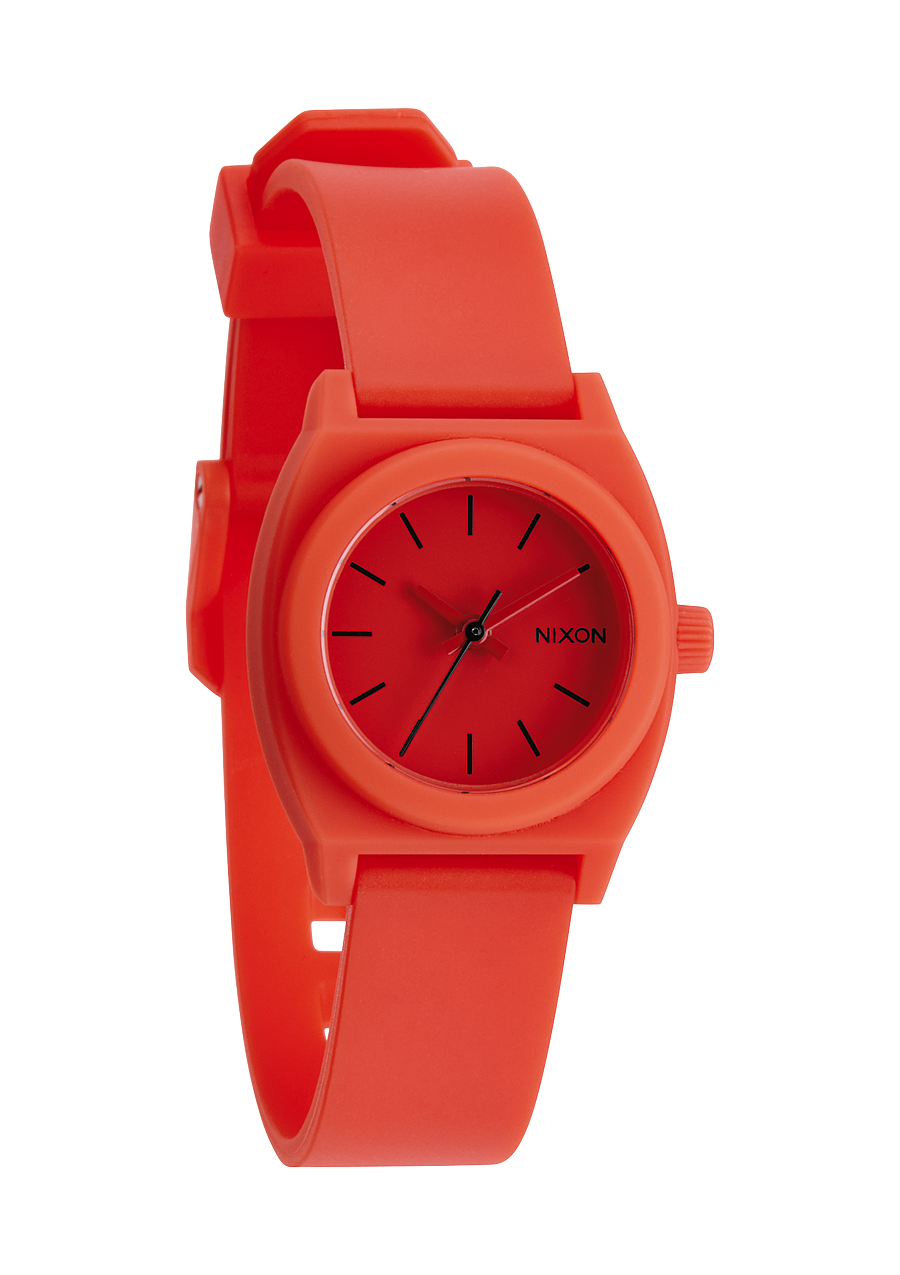 Часы NIXON Small Time Teller P Red Pepper (A425)