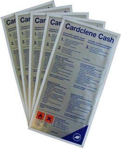 Чистящая салфетка для MONIRON Cardclene-Cash ACCC100