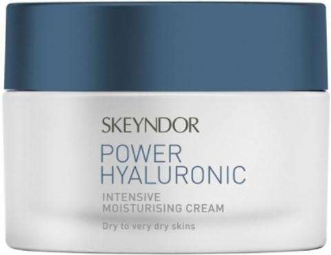 *Крем интенсивный увлажняющий для сухой кожи (SKENDOR/POWER HYAKURONIC/50мл/59511108)