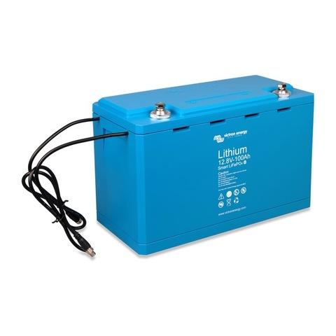 Аккумулятор для автодома VictronEnergy Lithium Smart 12,8V/100Ah