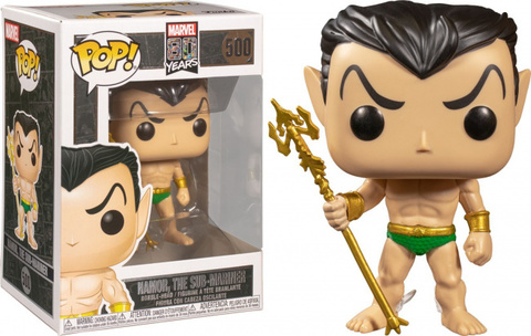 Фигурка Funko POP! Bobble: Marvel: 80th First Appearance: Namor 42652