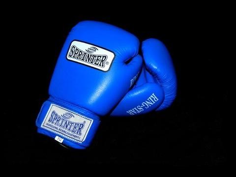 Перчатки бокс. Размер-вес 14