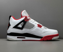 Air Jordan 4 'Fire Red'