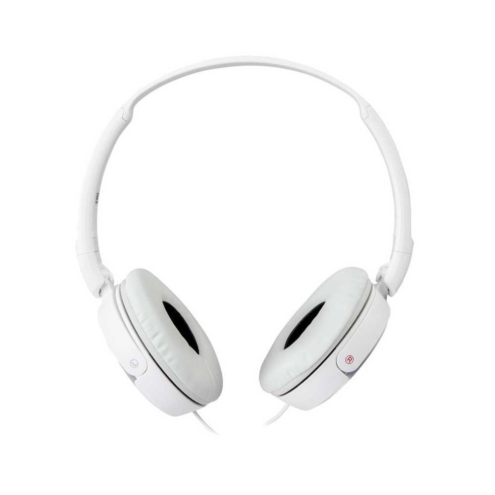 Наушники MDR-ZX310APW белого цвета купить в интернет-магазине Sony Centre