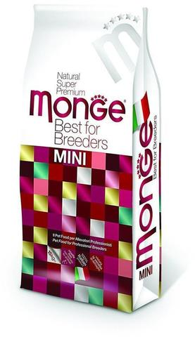 Monge Mini Adult Lamb 15 кг