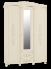 Ассоль, АС-27 Шкаф 3-х ств. с зеркалом
