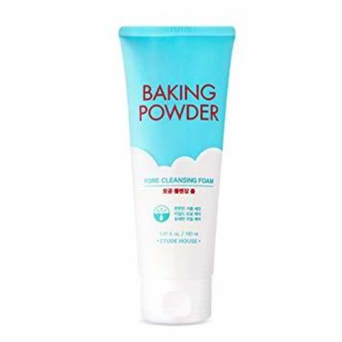 Etude House Пенка для умывания тройного действия Baking Powder Pore Cleansing Foam 160мл