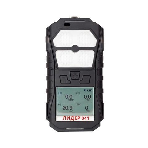 Газоанализатор портативный ЛИДЕР 041 (контроль до 4 газов)