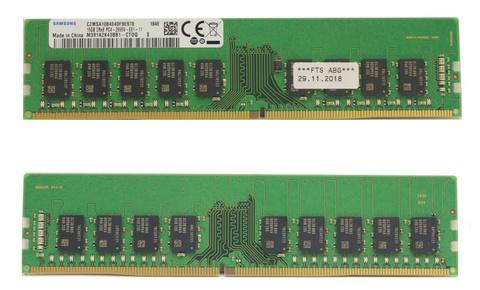 Память DDR4 Fujitsu S26361-F3909-L266 16Gb DIMM ECC U PC4-19200 2400MHz