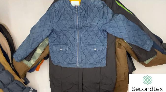 Куртки взрослые микс