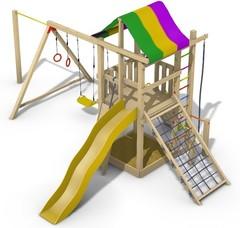 Детская игровая площадка «Радуга СТ»