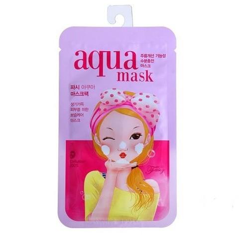 Fascy Bubble Tina Aqua Mask увлажняющая питательная маска для лица