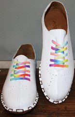 Спортивные туфли женские Evromoda 19604 White