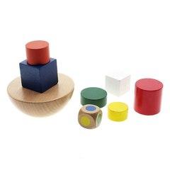 Игра на равновесие с кубиком, Goki