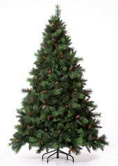 Ель Royal Christmas Phoenix 210 см с шишками и ягодами