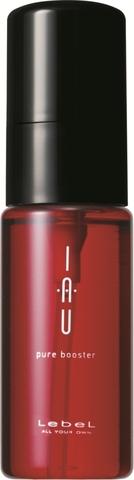Сыворотка - Активатор для волос усиливающий действие питательных компонентов IAU pure booster 50ml купить за 2200руб