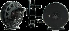 Катушка Нельма Z3 с трещоткой(левосторонняя)