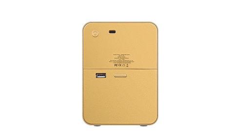 Принтер для ногтей O2Nails H1 Pro Gold (золотой)