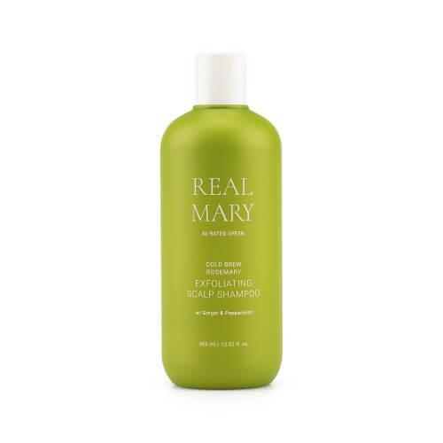 Шампунь очищающий Rated Green Real Mary Exfoliating Scalp Shampoo 400 мл
