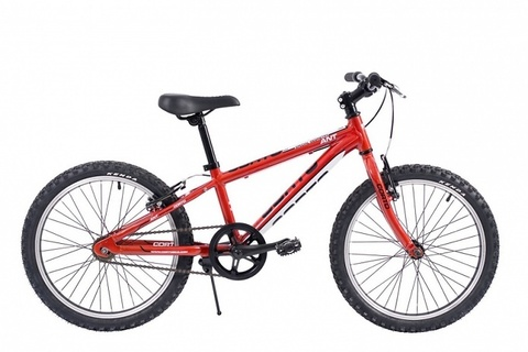детский велосипед Corto ANT оранжевый