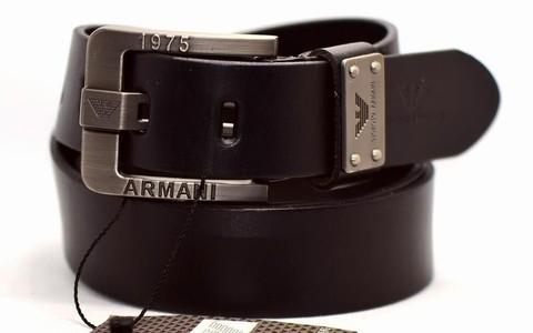 Мужской ремень Armani