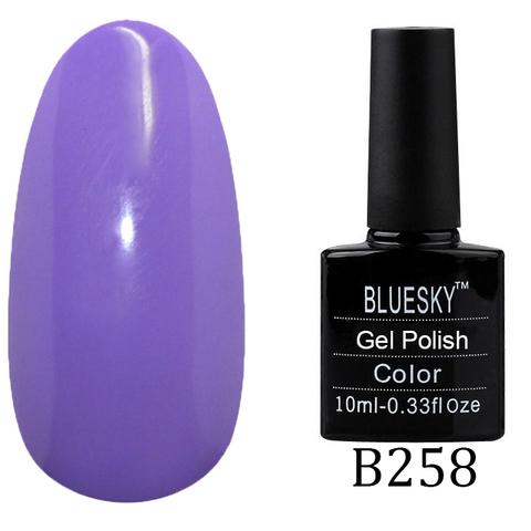 Bluesky, Гель-лак B258