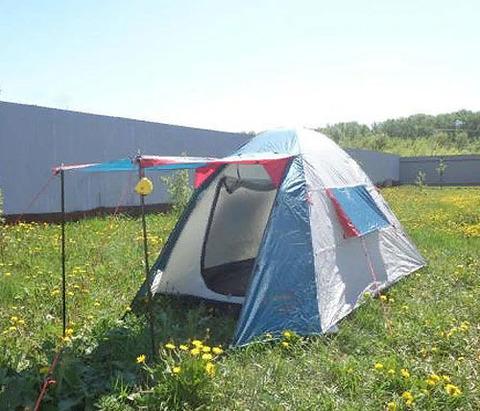 Палатка Canadian Camper ORIX 3, цвет royal