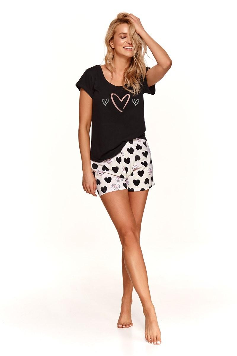Пижама женская с шортами TARO 2157 SS21 EVA