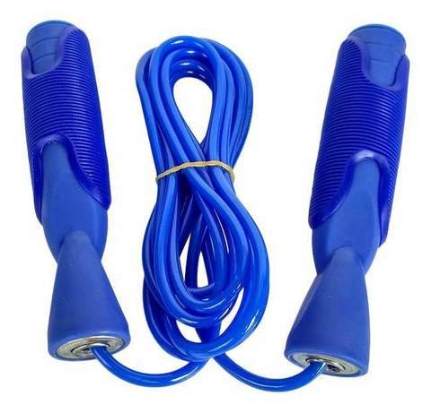 Atlama ipi \ Прыгалки \ Jump rope blue