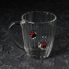 Кружка «Непробиваемая», игральные кости, для пива, 500 мл, фото 2
