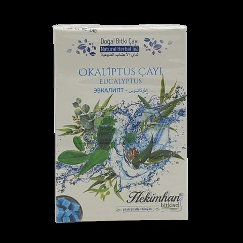 Чай прессованный эвкалиптовый HEKIMHAN, 170 гр