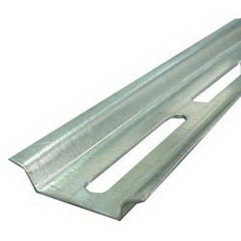 DIN-рейка (30см) оцинкованная TDM