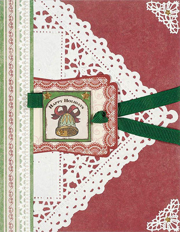 Набор лент «Рождество»