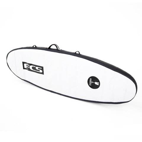 Чехол для сёрфборда FCS Travel 1 Funboard Surfboard Cover 7'0