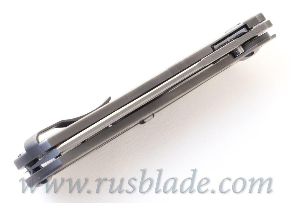 Adiutor Prototype knife by CultroTech Knives - фотография