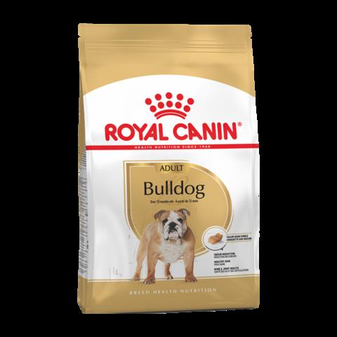 Royal Canin Bulldog Adult Сухой корм для собак породы Бульдог