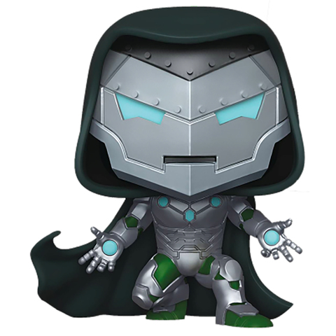 Фигурка Funko POP! Bobble: Marvel: Comics: Infamous Iron Man (GW) (Exc) 36444
