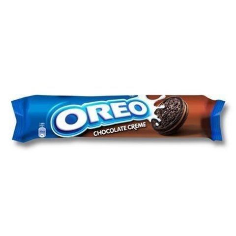 Печенье Oreo Chocolate Crème 154 гр