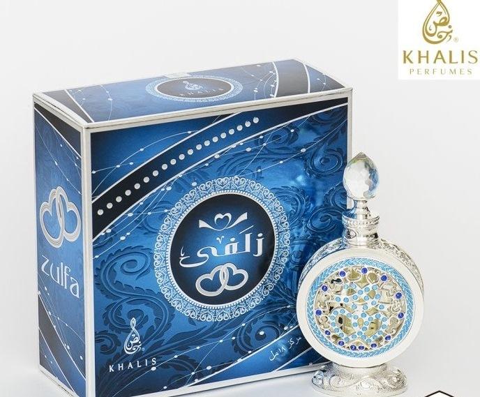 Пробник для Zulfa Зульфа 1 мл арабские масляные духи от Халис Khalis Perfumes