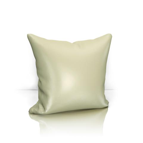 Подушка декоративная Авери серо-бежевый