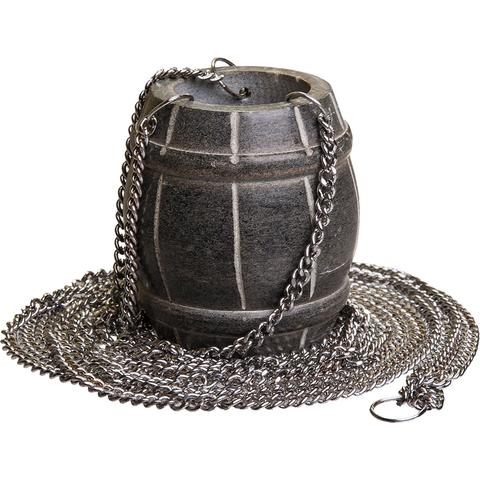 Испаритель эфирных масел и ароматизаторов «бочонок» из камня