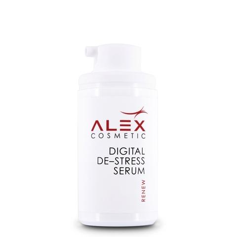 Регенерирующая сыворотка для всех типов кожи - Alex Digital De-Stres Serum